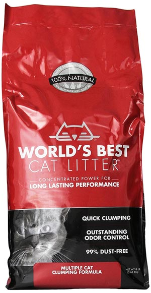 Best Odor Control Cat Litter For Smell (Updated List For 2019) 8