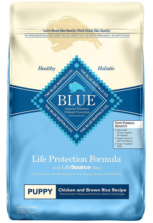 Blue Buffalo BLUE Puppy Chicken & Brown Rice