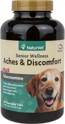 NaturVet Senior Care Aches & Discomfort Dog