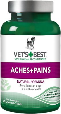 Vets Best Aches Pains Dog Supplement