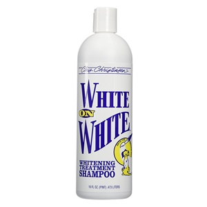 Chris Christensen White on White Shampoo for Pets
