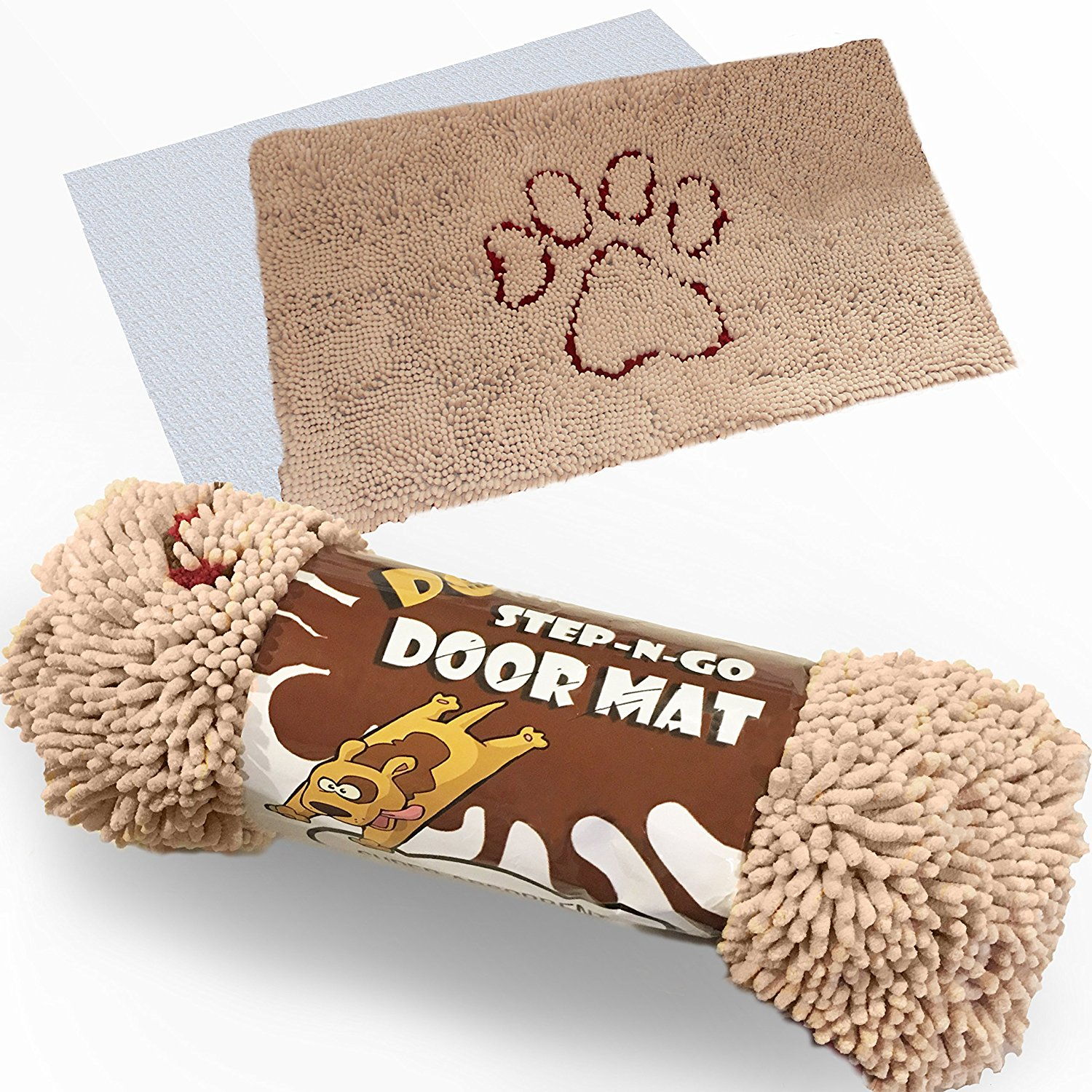 iPrimio Micro Fiber Pet and Dog Door Mat