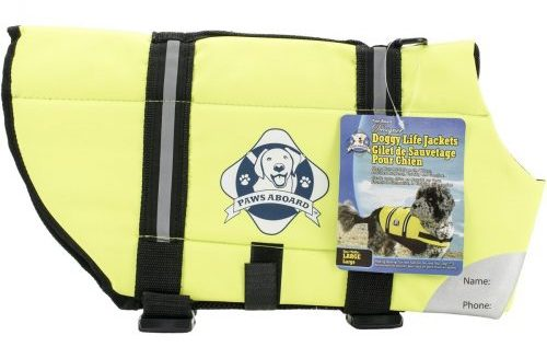 Paws Aboard Double Designer Doggy Life Jacket