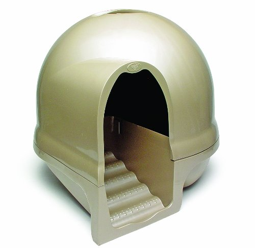 Booda Dome Cleanstep Cat Box