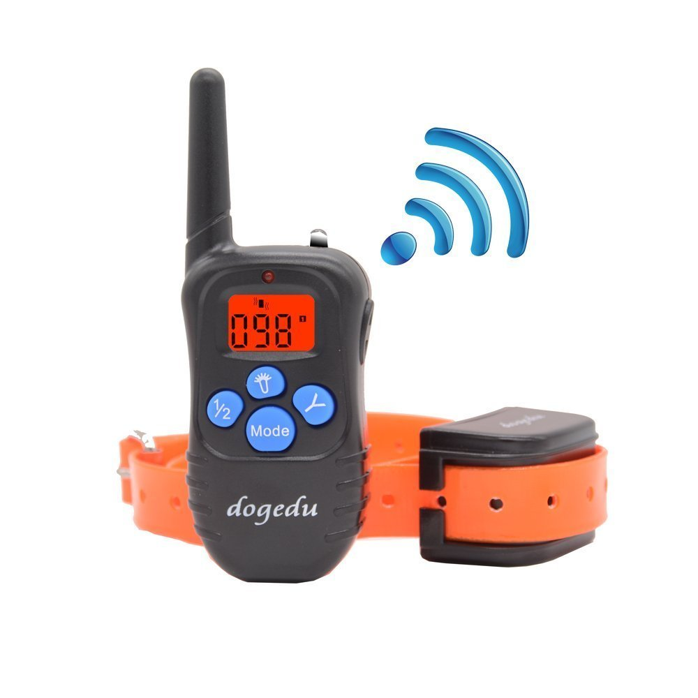Dogedu DU518DR1 Remote Dog Training E-Collar