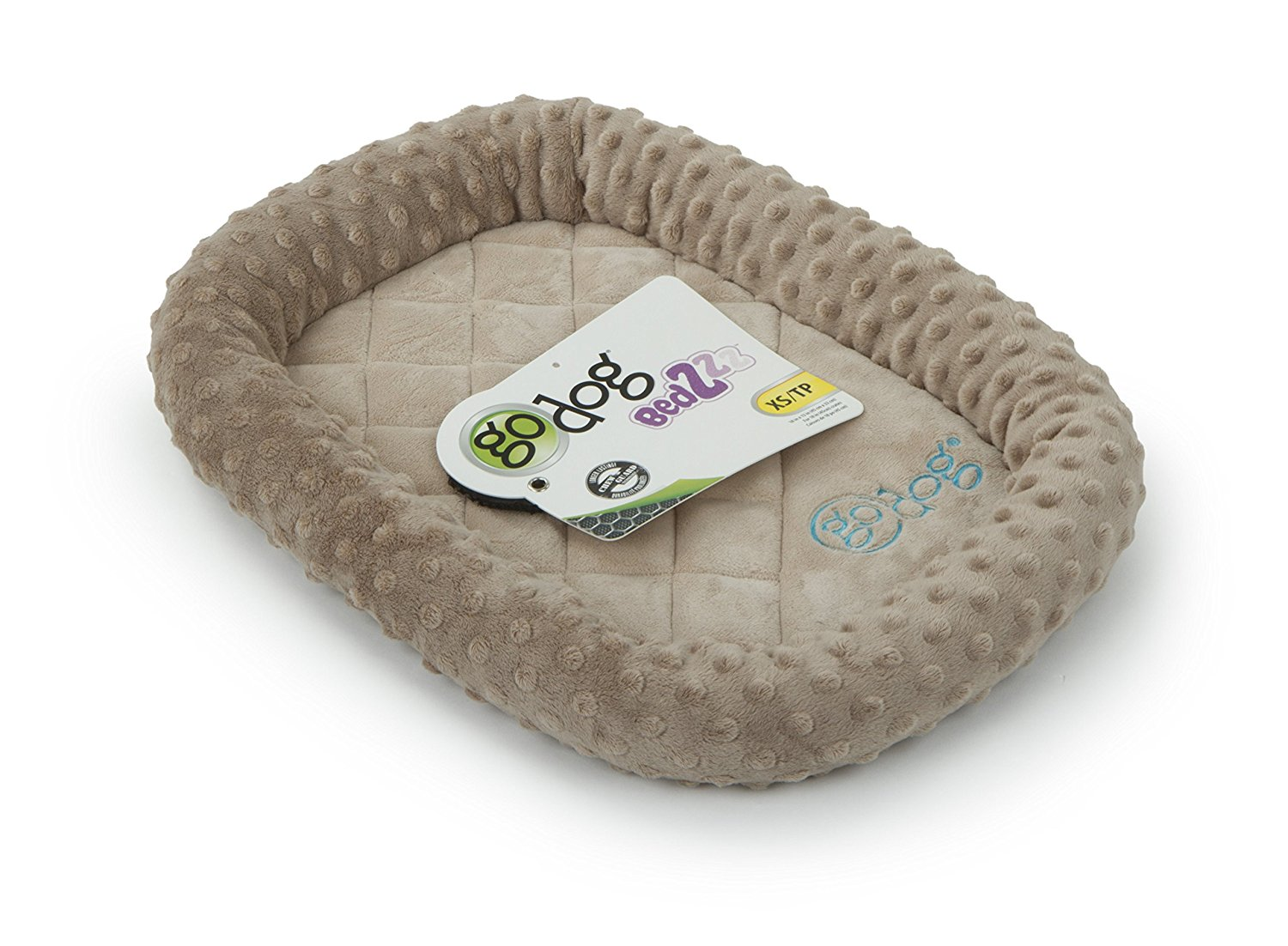 GoDog BedZzz With Chew Guard Technology