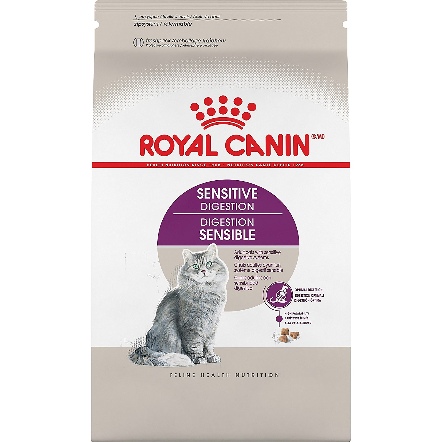 Royal Canin Feline Health Nutrition Sensitive Digestion Dry Adult Cat Food