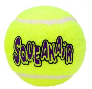 KONG AirDog Squeakair Ball Dog Toy