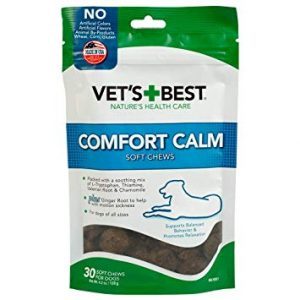 Vet's Best Comfort Calm Soft Chews Dog Supplement