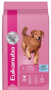 Eukanuba Weight Control Dry Dog Food - Small Breed