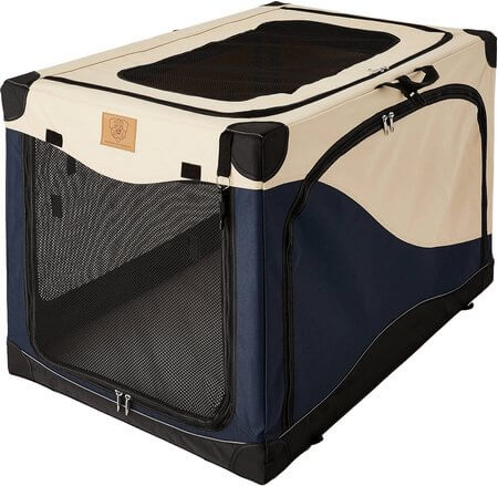 Precision Pet Products Soft-Sided Crate