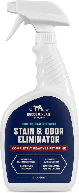 Rocco & Roxie Professional Strength Pet Stain & Odor Eliminator