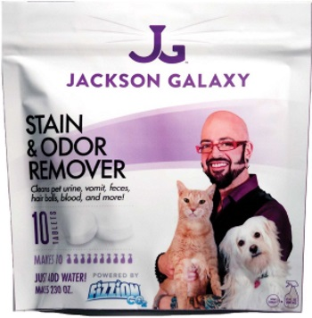 Jackson Galaxy Stain & Odor Remover Refill Tablets