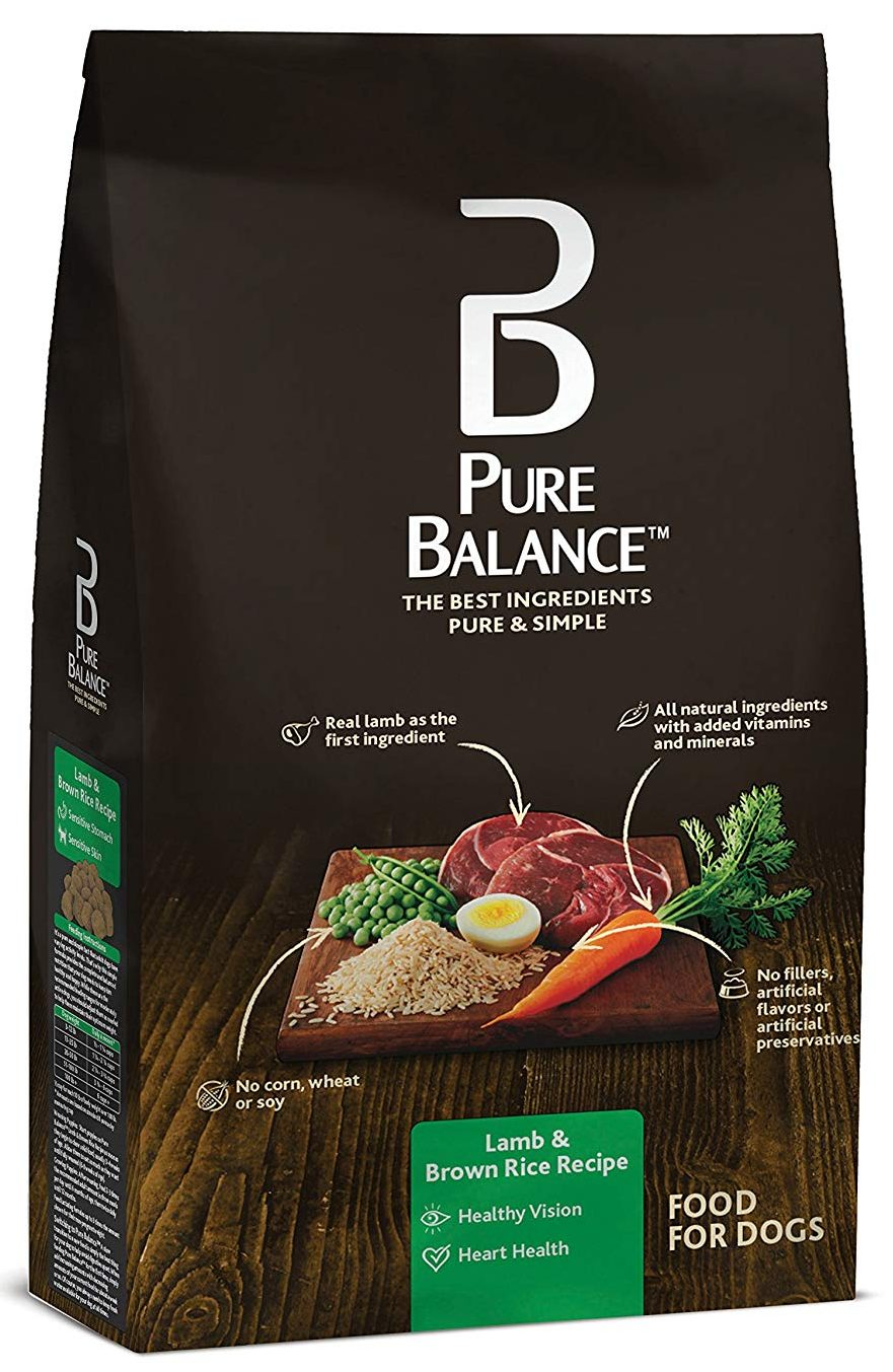 Pure Balance Lamb & Brown Rice Recipe