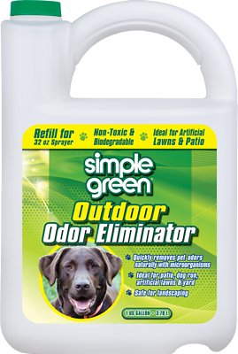 Simple Green Outdoor Dog & Cat Odor Eliminator